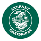 Stepney Greencoat Primary School Logo